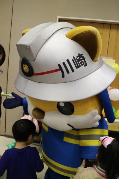 中原消防署の「太助」