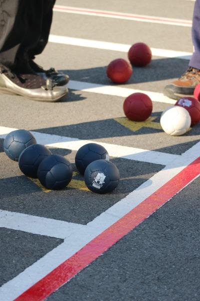 投げるボール