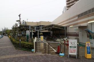 フーディアム武蔵小杉の「三井のリパーク」