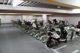 1階駐輪場