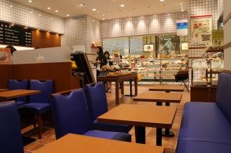 「神戸屋キッチン」の客席