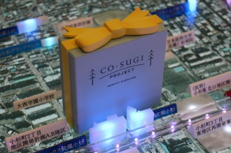 「CO-SUGI PROJECT」