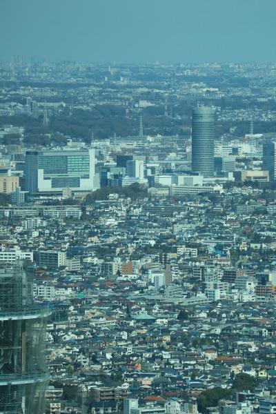 新横浜駅周辺