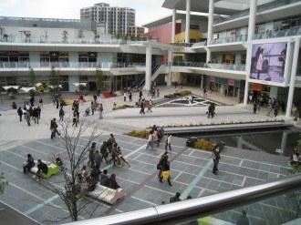 ラゾーナ川崎プラザ ルーファ広場