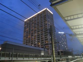 レジデンス・ザ・武蔵小杉(ライトダウン前)