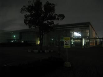 サントリー商品開発センター(ライトダウン後)