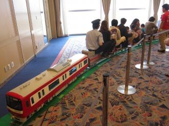 京浜急行のミニ電車