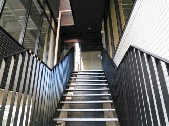 上階のテナントスペース