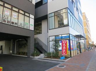 中丸子地区の賃貸マンション「LROCKS」