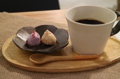 本日のコーヒー「コスタリカブレンド」