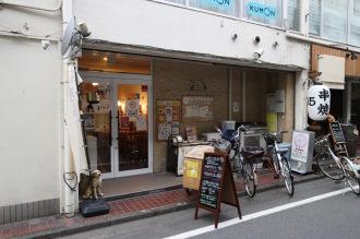 「KOSUGI CURRY」の路地裏マルシェ