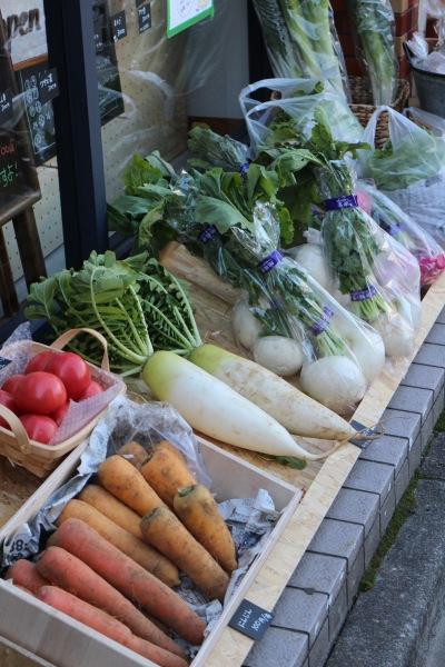 「Common Life」で販売される川崎野菜