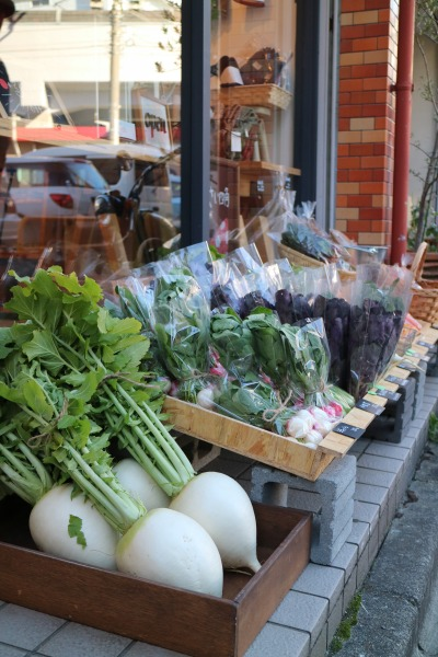「Common Life」の川崎野菜