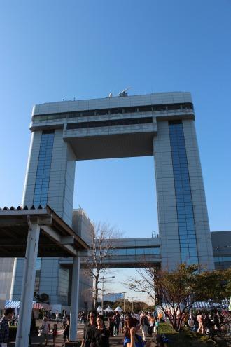 川崎マリエンのタワー