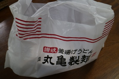 テイクアウトの袋