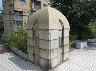 大田区側の2つの「親柱」