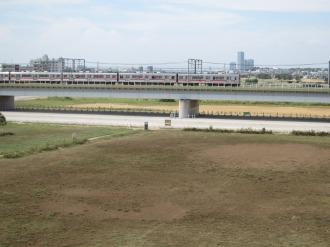 東急東横線・目黒線の鉄道橋