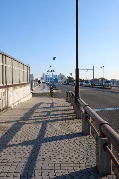 上子橋と丸子橋