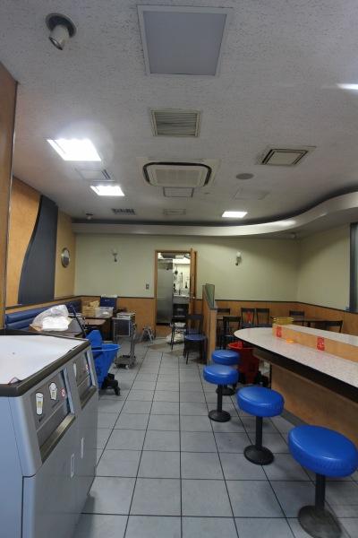 「マクドナルド新丸子駅店」の跡地
