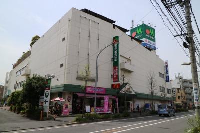 「マクドナルド武蔵中原マルエツ店」が営業するマルエツ武蔵中原店