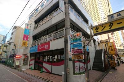 先行閉店した「マクドナルド武蔵小杉店」の跡地