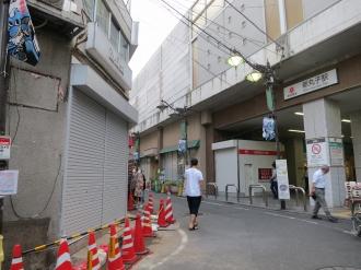 「ブーランジュリー・メチエ」新丸子店のオープン予定地