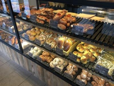 ブーランジェリー・メチエのパン