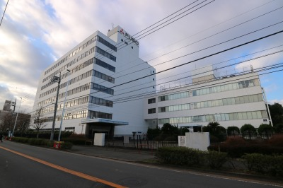 「川崎製作所第二敷地」の施設