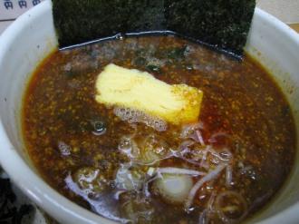 「得つけ麺 あつ盛り」のスープ