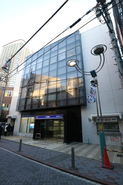 旧第一勧業銀行跡地に移転した「みずほ銀行武蔵小杉支店」