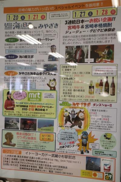 宮崎県フェアの案内