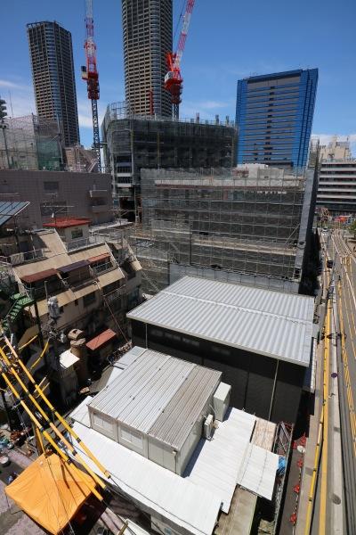 「Kosug 3rd Avenue」の建設エリア