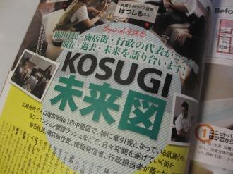 「KOSUGI未来図」