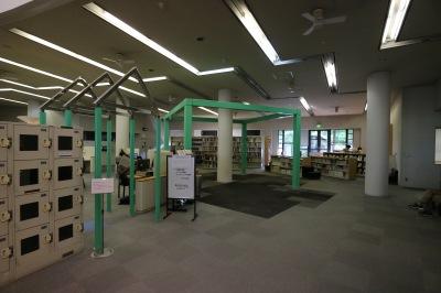 ミュージアムライブラリー