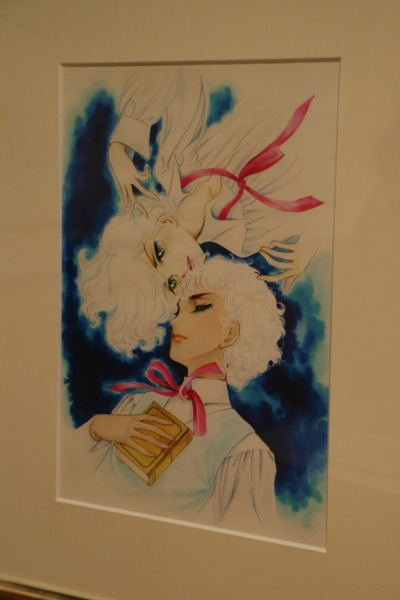 竹宮恵子氏「風と木の詩」