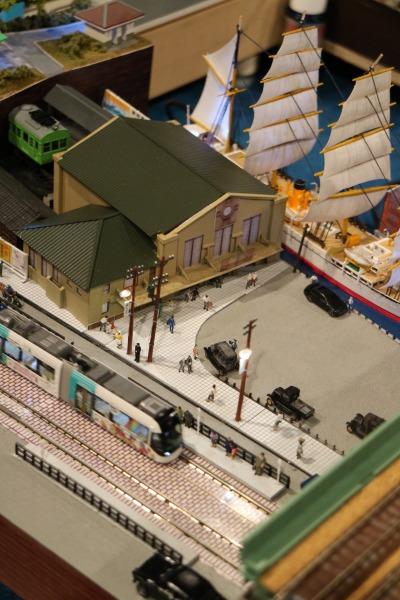 かつての桜木町駅