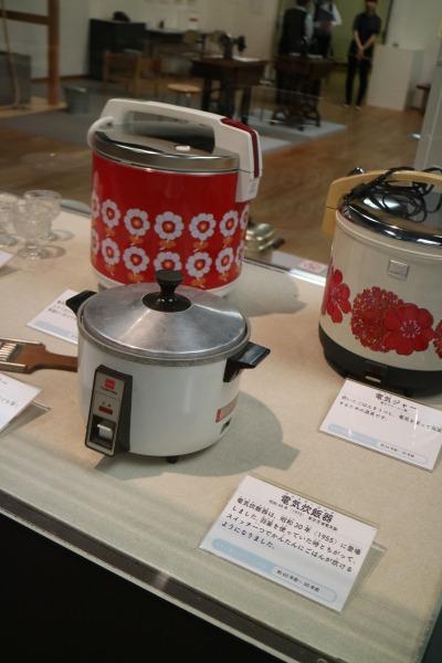 炊飯器の発達