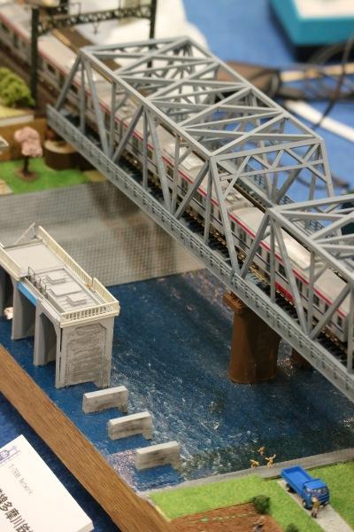 東急線多摩川橋梁