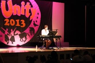 「In Unity2013」スペシャルライブ