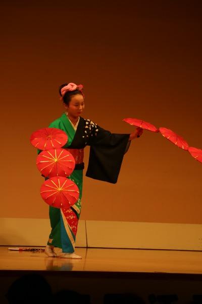 日本舞踊「扇乃会」