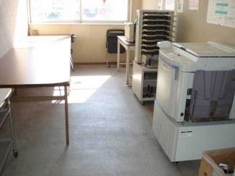 なかはらっぱの印刷室