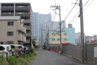富士合成・東信化工の工場が移転