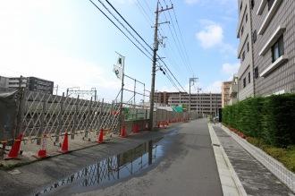 富士合成・東信化工の工場が移転した跡地