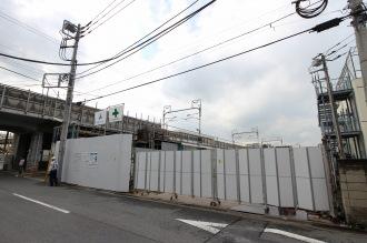 中丸子ビル跡地のマンション開発