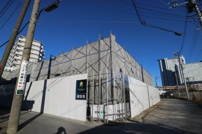 ケーヒン川崎工場別館跡地の「ノブレス武蔵小杉」