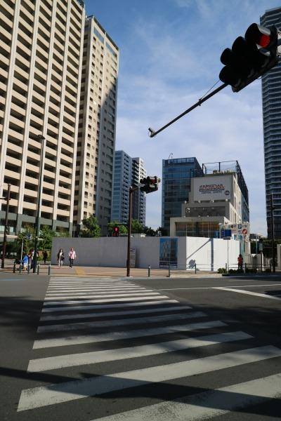 サクセス・プロの店舗・オフィス複合ビル建設地