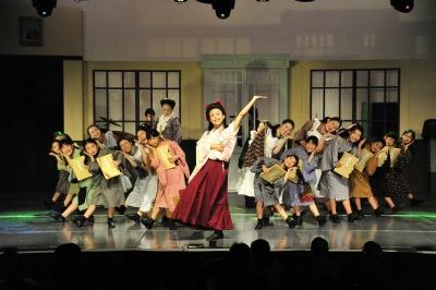 「なかはらミュージカル」第7回公演「GREIFEN」