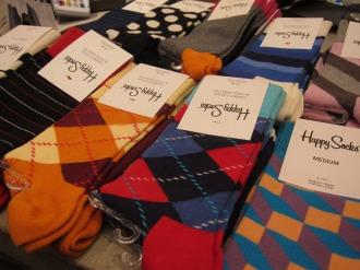 ナクールの「Happy Socks」