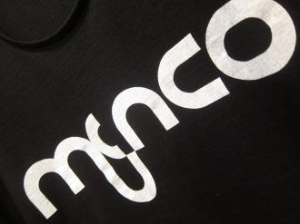 フロントの「MUSACO」の文字