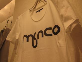 「むさこTシャツ」(ホワイト)
